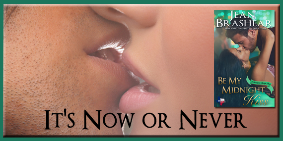 It's Now or Never by Jean Brashear