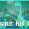 Dinosaur Kid Quilt by Jean Brashear