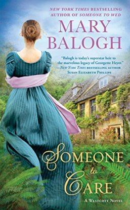 SOMEONE TO CARE by Mary Balogh by Jean Brashear