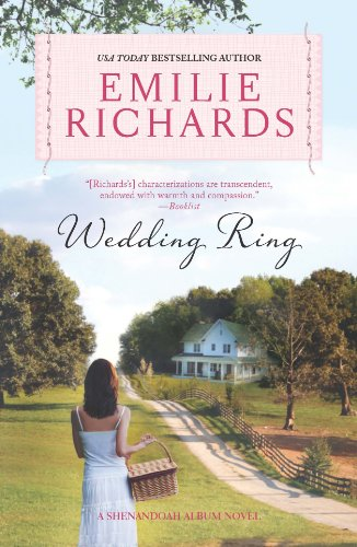 WEDDING RING by Emilie Richards by Jean Brashear