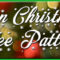 Fun Christmas Tree Pattern by Jean Brashear
