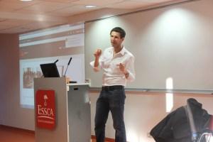 Jean Doridot | Chargé de cours à l'ESSCA