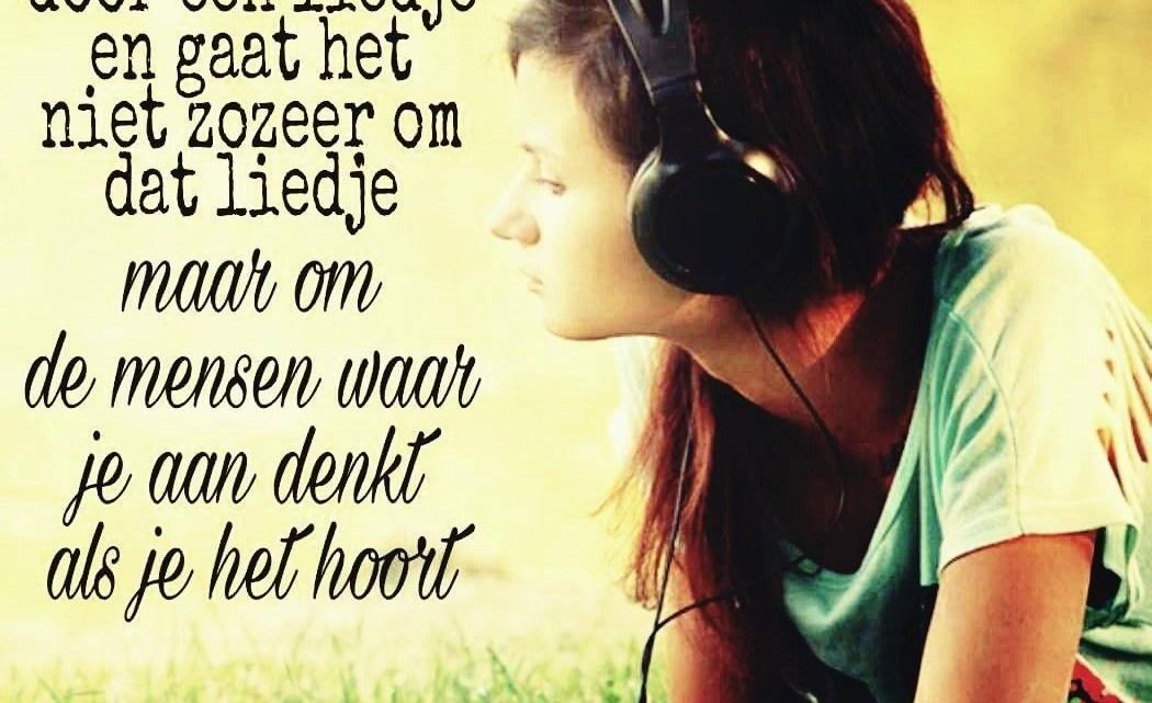 Muziek, zoveel meer dan alleen tekst.