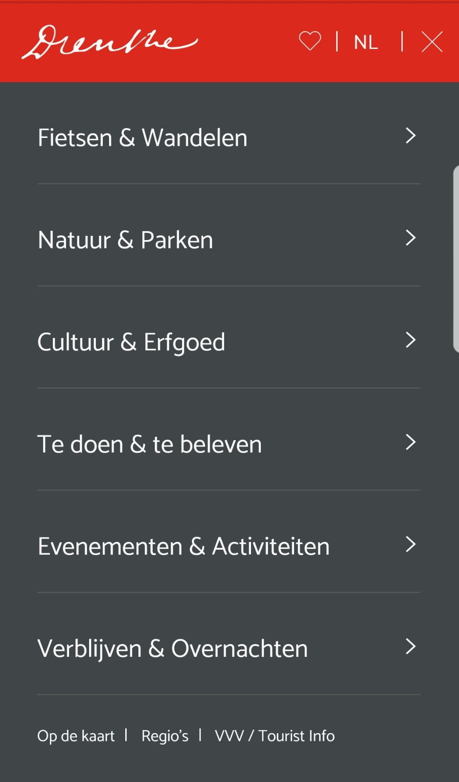 Drenthe, de site voor uitjes in Drenthe.