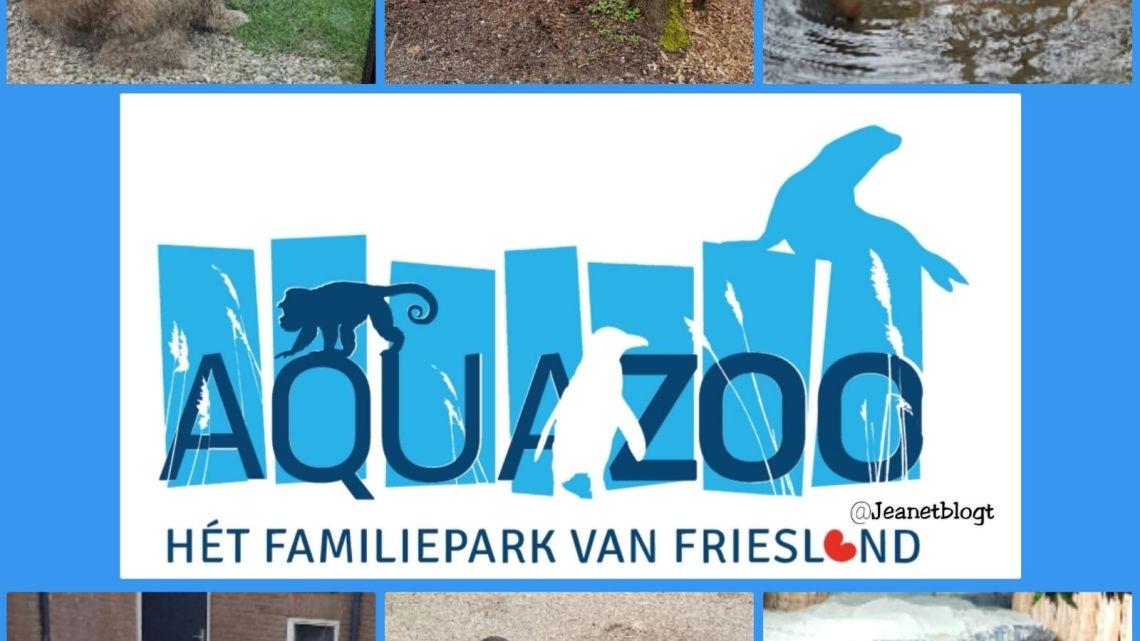 Aqua Zoo Leeuwarden.
