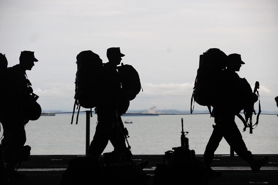 Respect voor alle militairen