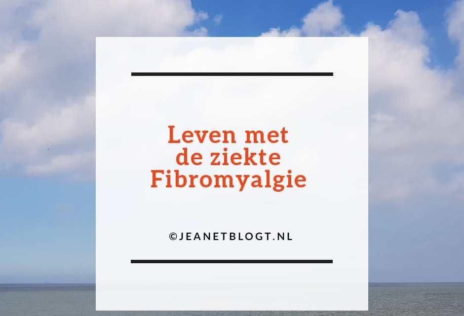 Leven met de ziekte fibromyalgie