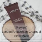 Lacoco Amazonian Charcoal Glow Mask