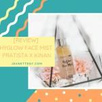 HyGlow Face Mist Pratista