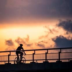 Biker bridge
