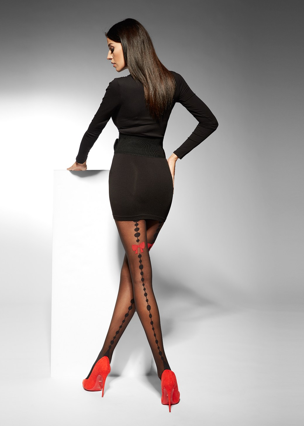Adrian Brand Lidia Patterned Tights