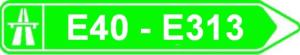 Signalisation F31