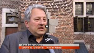 RTC Tele Liege interview Jean-Louis Lefebvre sur Charte mixite sociale