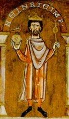 Henri IV du Saint Empire