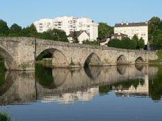 Limoges Pont médiéval de Saint-Martial