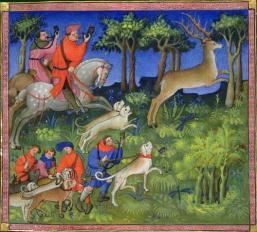 La chasse au Moyen Âge