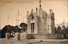 Ancienne chapelle Saint Louis 1888
