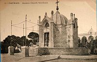 Ancienne chapelle Saint Louis 1888