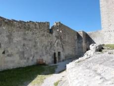 La chapelle Saint-Pierre chemin d'accès