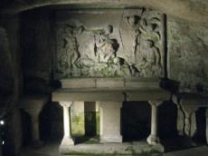 Autel Marie-Madeleine dans la chapelle Saint Lazare