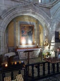 Tombeau de Saint Robert