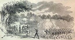 Bataille de Boonville.