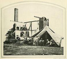 Henry House après la bataille
