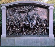 Mémorial de Robert Gould Shaw