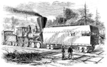 Railroad Battery-1861