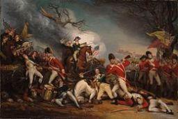 Bataille de Princeton