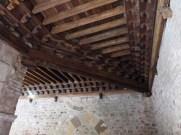 Plafond du cloître