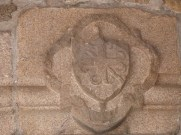 Blason sculpté