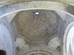 Coupole de la nef romane
