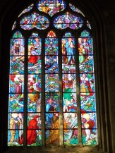 Vitrail Le Triomphe de la Foi