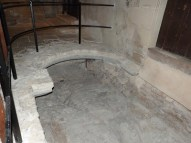 Voie romaine et Sainte Chapelle