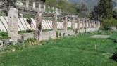 Le jardin en terrasses
