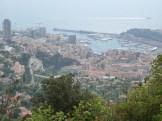 Baie de Monaco vue du site