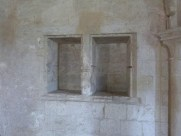 Le chauffoir, niche