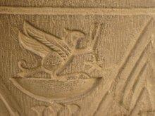 fresques et hyéroglyphes