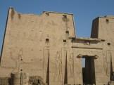 Pylône du temple d'Edfou
