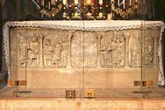 Sarcophage de Marie-Madeleine