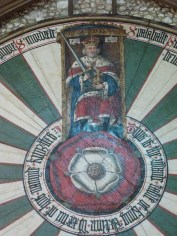 Table ronde du roi Arthur