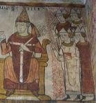 Clément IV et Charles d'Anjou