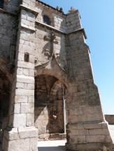 Porche de la chapelle basse