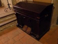 Collatéral droit, orgue