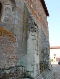 Façade fortifiée