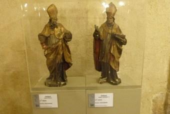 Le Cellier-Evêques, Saint Eloi et Saint Philibert 17ème siècle