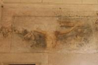 Le grand cloître-Fresque