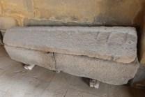 Le porche, sarcophage