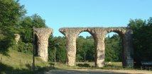 Le pont siphon du Garon